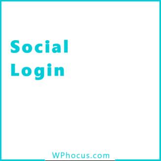 Logowanie społecznościowe woocommerce