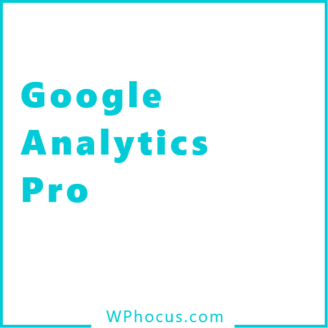 Google Analytics woocommerce