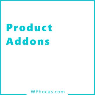 Pola dodatkowe do produktów