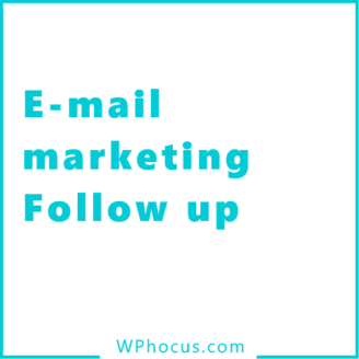 email marketing woocommerce