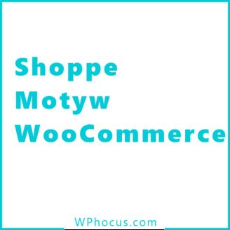 Shoppe szablon woocommerce