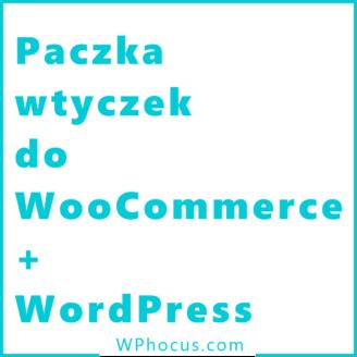 Wtyczki do WooCommerce i wordpress