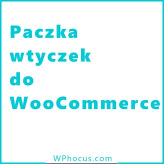 Wtyczki do WooCommerce