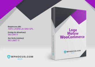 Woocommerce Motyw Loge