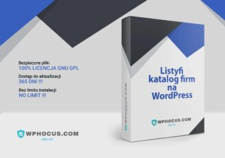 Katalog firm na WordPress