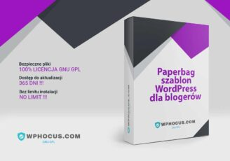 Wordpress Motyw Paperpag