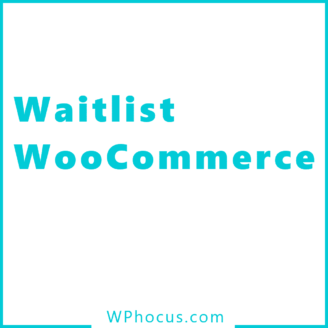 Waitlist do WooCommerce