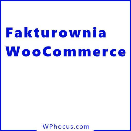Integracja fakturownia do WooCommerce