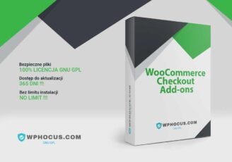 Wtyczka do Woocommerce Chekcout Addons