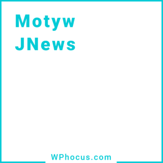 Jnews motyw news