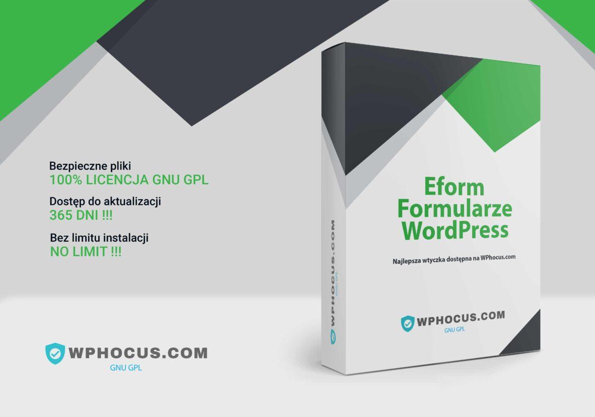 Eforma formularz WordPress