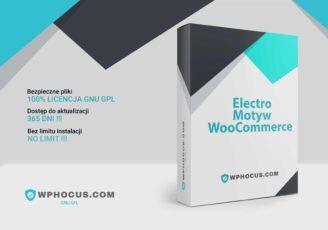 Motyw WooCommerce marketplace