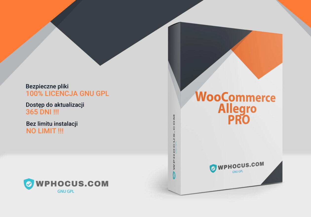 Woocommerce Allegro Pro Integracja Kup Ten Produkt Na Wphocus Com